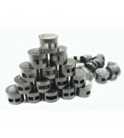 Пломба полимерная D10 мм 250 грамм (575 штук в упаковке)