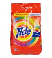 Порошок стиральный автомат Tide Color для цветного белья 6 кг