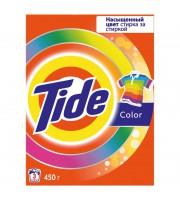 Порошок стиральный автомат Tide Color для цветного белья 450 г