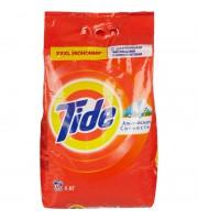 Порошок стиральный автомат Tide для белого белья 6 кг
