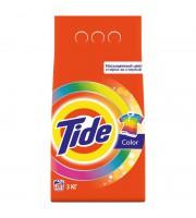 Порошок стиральный автомат Tide Color для цветного белья 3 кг