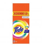 Порошок стиральный автомат Tide Color для цветного белья 12 кг
