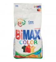 Порошок стиральный автомат BiMax Color для цветного белья 6 кг