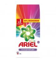 Порошок стиральный автомат Ariel Color для цветного белья 12 кг