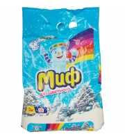 Порошок стиральный автомат Миф Свежий цвет для цветного белья 2 кг