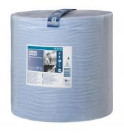 Материал протирочный Tork W1 130050 2-слойный голубой (510 метров в рулоне)