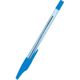 Ручка шариковая BEIFA с мет. нак., синий