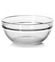 Салатник силикатное стекло Pasabahce Шеф 1000 мл прозрачный (артикул производителя 53563SLBT)