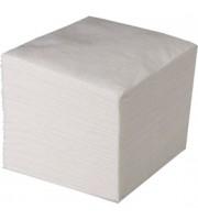 Салфетки 25х25см 1сл. 50шт., белый