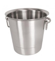 Ведро для охлаждения шампанского Metal Craft BS-IV-D из нержавеющей стали 4.5 л