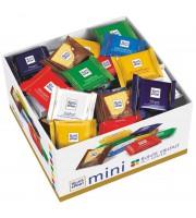 Шоколад порционный Ritter Sport Bunter Mix ассорти (84 штуки по 16 г)