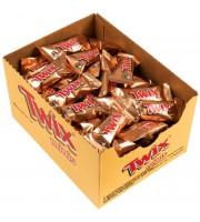 Шоколадные батончики Twix Minis 1 кг