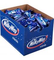 Шоколадные батончики Milky Way мини 1кг