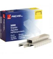 Скобки Rexel №87/8 для монтажного степлера 5000шт