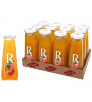 Сок Rich персиковый 0.2 л (12 штук в упаковке)
