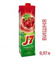 Нектар J7 вишневый 0.97 л