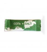 Соль Материк поваренная в стиках 800 штук по 1 г