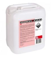 Профессиональная химия Гипоклин М 5л,мойка текстиля и пищевогообо...