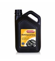 Средство для чистки плит Unicum Gold жидкость антижир 3 л