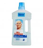 Средство для мытья пола Mr. Proper Бережная уборка 1000 мл