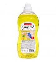 "Средство для мытья полов OfficeClean ""Лимон"", концентрат, 1л"
