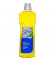 Средство для мытья пола Luscan Economy Лимон 1 л