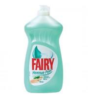 Средство для мытья посуды FAIRY Нежные руки, 500мл., Чайное дерево/Мята