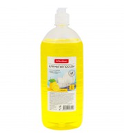 "Средство для мытья посуды OfficeClean ""Лимон"", 1л"