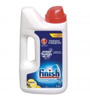 Порошок для посудомоечных машин Finish Power Powder Лимон 1 кг