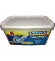 Таблетки для посудомоечных машин Snowter для мытья посуды 7300 г