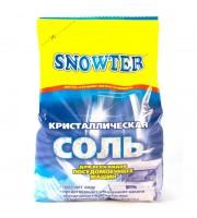 Соль кристаллическая для посудомоечных машин Snowter 1.5 кг