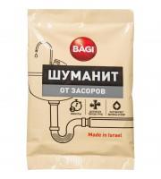 Средство для прочистки труб Bagi Шуманит гранулы 0.07 кг