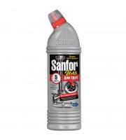 Средство для прочистки труб Sanfor гель 0.75 л