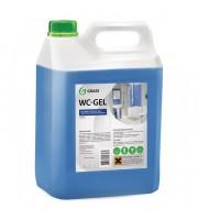 Средство для сантехники WC-GEL 5,3кг кислотное