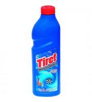 Чистящее средство TIRET для очистки труб, гель, 1000мл.