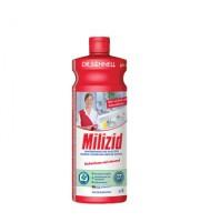 Профессиональная химия MILIZID 1л концентр. средство для сантехники