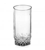 Набор стаканов Pasabahce Вальс стеклянные высокие 290 мл 6 штук в упаковке (артикул производителя 42942GRB)