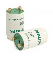 Стартер для люминесцентных ламп Philips S10 4-65 Вт 220-240 В 25 штук в упаковке (одноламповая схема подключения)
