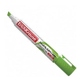 Текстовыделитель ERICH KRAUSE V-40 1-5мм, зеленый