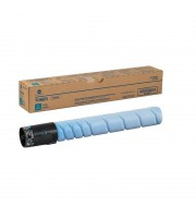Тонер-картридж Konica Minolta TN-221C голубой