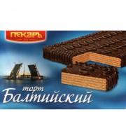 Торт вафельный Балтийский 320 г