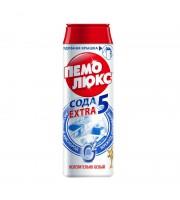 Чистящее средство универсальное Пемолюкс Экстра Ослепительно белый порошок 0.48 кг