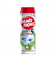 Чистящее средство для кухни Пемолюкс Экстра с антибактериальным эффектом порошок 0.48 кг