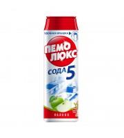 Чистящее средство универсальное Пемолюкс Сода 5 порошок 0.48 кг (отдушки в ассортименте)