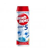 Чистящее средство универсальное Пемолюкс Сода 5 Морской бриз порошок 0.48 кг