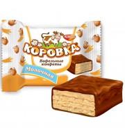 Вафли Коровка молочные 2 кг