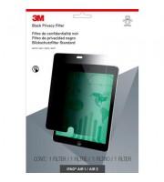 Пленка защиты информации 3М для Apple iPad 9.7 4:3, черная, PFTAP001